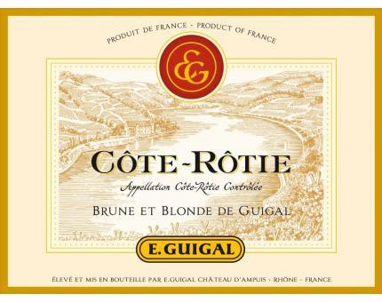 E. Guigal Cote-Rotie