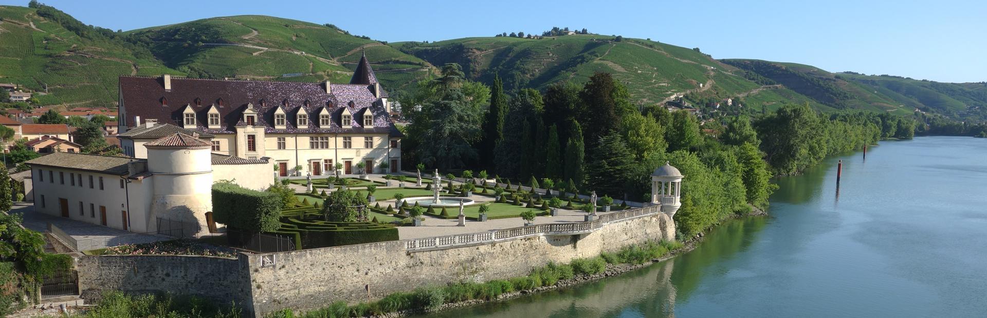 Cave À Vin Palette vins guigal : vins cotes du rhône, ampuis, côte-rôtie